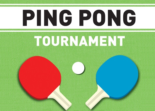 Ping pong tournament bing images for Table tennis tournament template